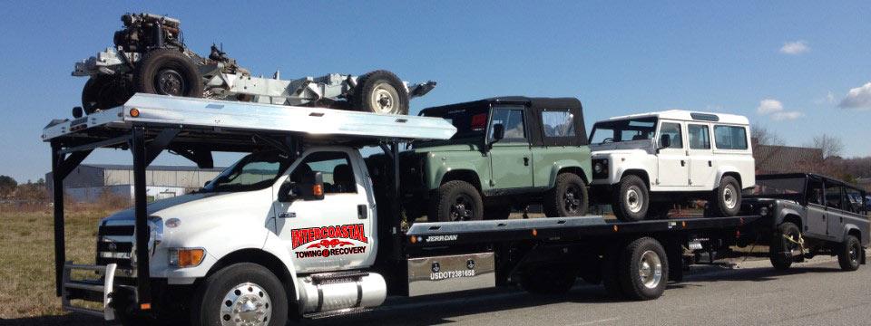 Transport multiple vehicles with four car hauler in leland nc Geocode: @34.2153851,-78.0160862